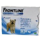 Frontline spot-on 10-20 kg.
