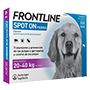 Frontline spot-on 20-40 kg.
