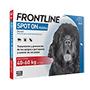 Frontline spot-on 40-60 kg.