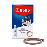 Bolfo Collar Bayer Gats