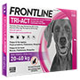 Frontline tri-act 20-40 kg.