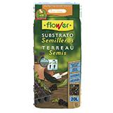 Flower substrat semiller
