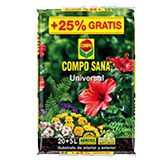 Compo sana substrat universal
