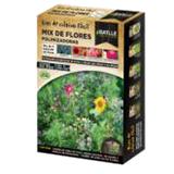 Batlle mix de flores polinizadoras.