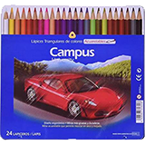 Colores campus acuarelables 24u