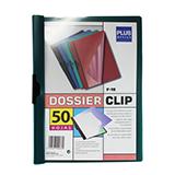 Dosier Plus office pinza A4 50 hojas F-18 M053