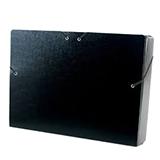 Caixa projecte A4 7 negre 034802.