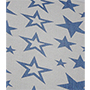 Catifa de bany amb estampat d'estrelles 2368.