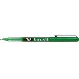 Rotulador Pilot v-ball 0.5 verde