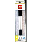 Bolígrafo lego gel negro 2 unidades