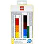 Regla contrucción Lego 28 piezas