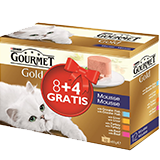 Gourmet gold pack 4 sabors 12338250.