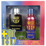 Fcb colònia + desodorant.
