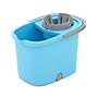 Cubell escorredor automàtic Plastiken blau