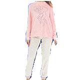 Pijama coralina Olimpus dona talla L 20208