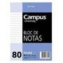 Bloc notas Campus A7 cuadriculado 60g 80 hojas