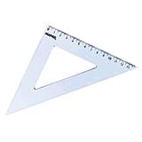 Escuadra 25cm plástico