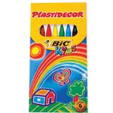 Colores plastidecor 6 unidades 122301