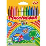 Colores Plastidecor 12u