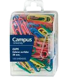 Clips colors makro 100u