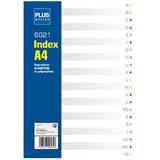 Separador Plus Office A4 20 separaciones A-Z