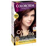 Colorcrem color & brillo 56 caoba