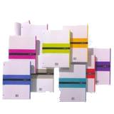 Recambio MRius A4 cuadriculado 70g violeta 100H