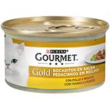 Gourmet Gold Pollastre/Fetge