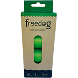 Bosses freedog recull excrements bio i compostables 100% 80090100