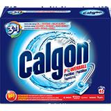 Calgon detergent pastilles 2 en 1