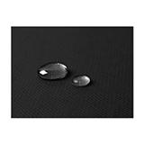 Mantel papel plastificado negro