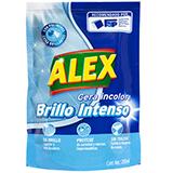 Alex cera incolora