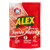 Alex cera vermella