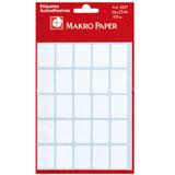 Etiquetes Makro Paper 19x40