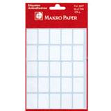 Etiquetes Makro Paper 25x40