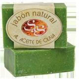 Sys sabó natural oli d'oliva 100g 19621