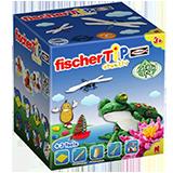 Fischer tip caixa M 150 peces 49111