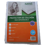 Protector ris impermeable Savel 135 cm.