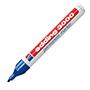 Rotulador edding 3000 azul 058712