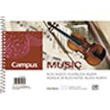 Bloc de música Campus 1/4
