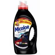 Micolor gel detergent negre