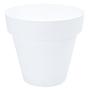 Plastiken test limited rodó 10cm blanc