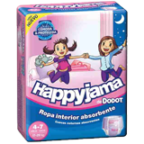 Dodot happyjama 4-7 anys 17-29kg nenes