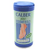 Calber talc desodorant peus.