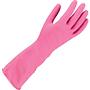 Guants Sanyc flocats rosa grans