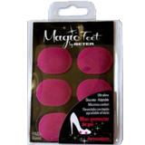 Magic feet protect rascades.
