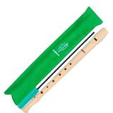 Flauta Honner verde