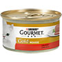 Gourmet Gold Mousse Buey 85g