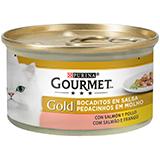 Gourmet Gold Salmón/Pollo.