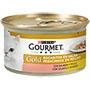 Gourmet Gold Salmón/Pollo 85g